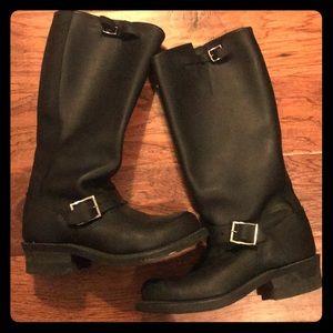 Veronica Frye Boots